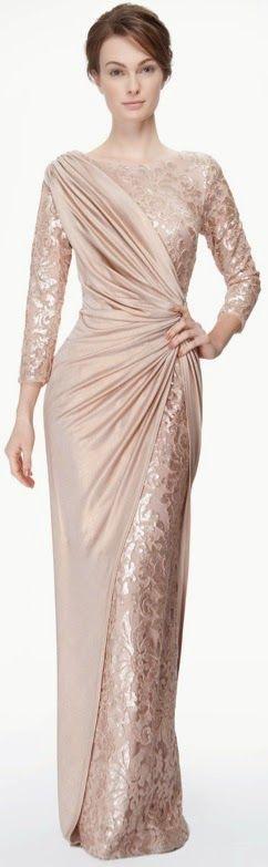 Vestidos Longos no Padrão [ Inspiração ] ~ A Noiva SUD: