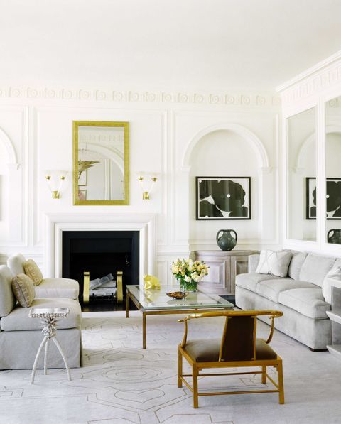 How Designers Choose The Perfect Shade Of White Paint White Paint Colors Best White Paint Contemporary Living Room Design