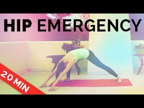 Yoga for Hip Pain: Yoga Sequence of Hip Stretches with Brett Larkin - 42Yogis.com - http://go.shr.lc/1NnoUnO via @Shareaholic