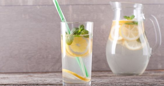 Lemon water benefits 20244