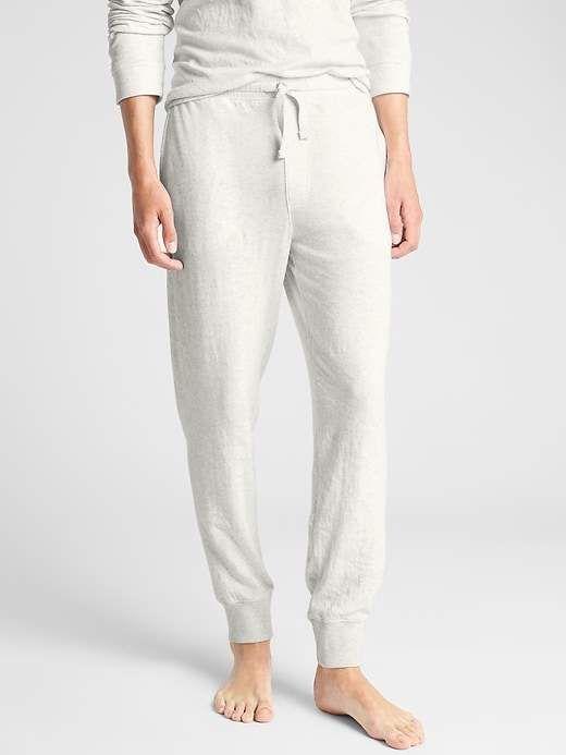 Gap Double Knit Joggers Men S Sleepwear Loungewear Mens