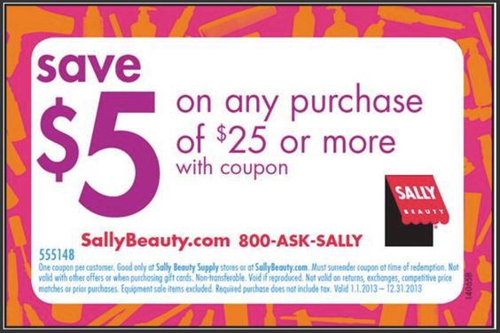 It's time for Sally Beauty Supply Cyber Monday deals, discounts, sales, promo codes, and free shipping offers! Check here for early bird coupons, specials and 5/5(12).