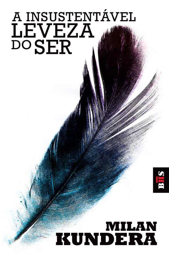 """""""A insustentável leveza do ser"""", de Milan Kundera - http://livrolevesolto.wordpress.com/2014/01/16/521/"""