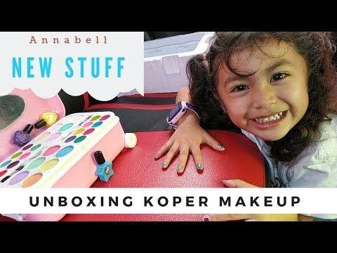 Koper Makeup Unboxing Mainan Anak Terbaru Mainan Entertainment Youtube