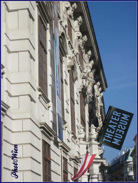 Photo Wien by RLeeb - Theatermuseum Vienna