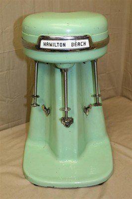 vintage hamilton milkshake machine