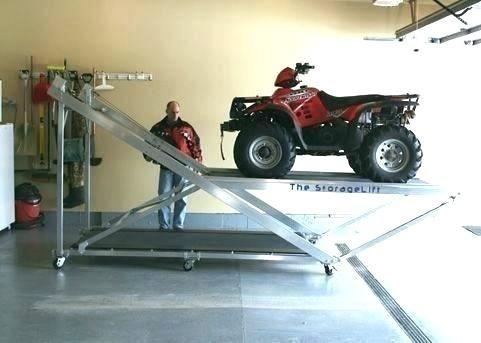 Garage Lift Storage Motorcycle Garage Lift Storage Garage Storage