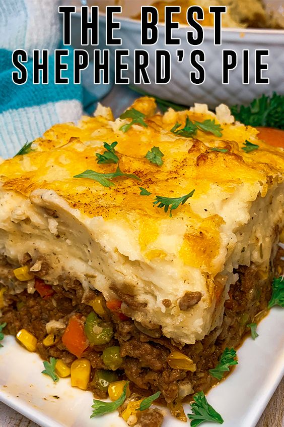 Easy Shepherd S Pie Recipe Modernmealmakeover Com Recipe In 2020 Best Shepherds Pie Recipe Shepards Pie Recipe Easy Shepherds Pie Recipe Easy