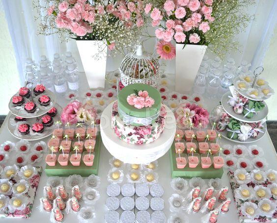 decoração vintage festa - Pesquisa Google: