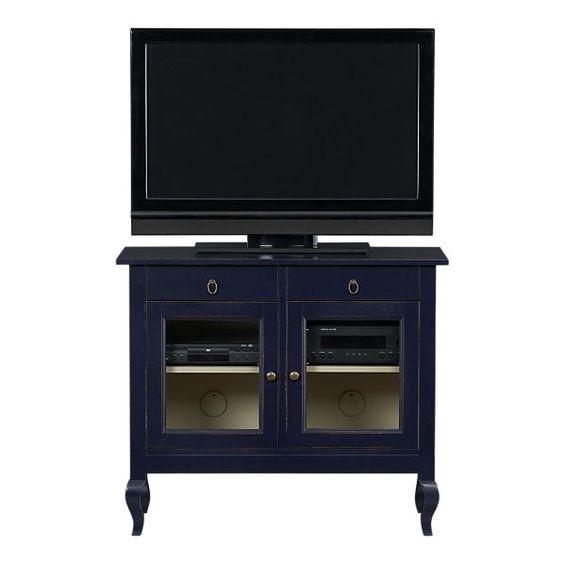 media stands blue colors and dark navy blue on pinterest. Black Bedroom Furniture Sets. Home Design Ideas