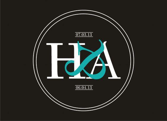 monograma h