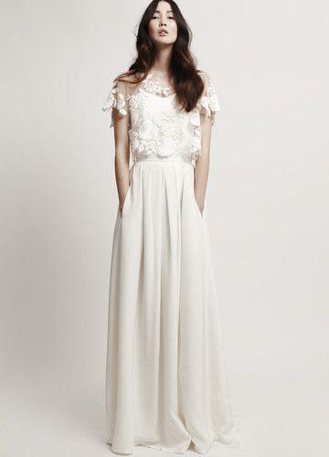 Bridal Couture 2014: Kaviar Gauche: Petite Fleur | ELLE