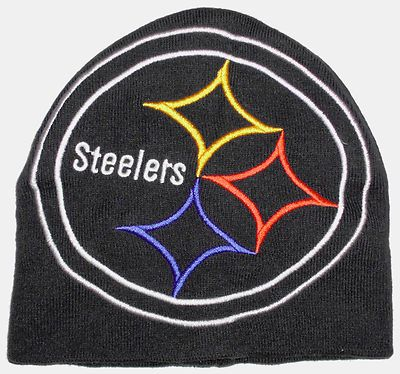 Steelers Skullcap