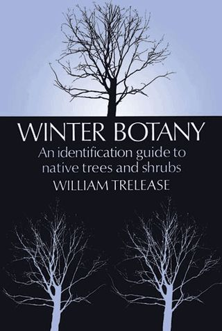 Identify over 1,000 species of vines, shrubs, and trees in winter — most from northern United States with typical southern species including gingko, bald cypress, and poplar — by examining twigs, bark, buds, leaf scars, berries, and other characteristics.