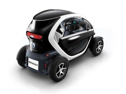Renault Twizy Cityvehicles City Vehicles