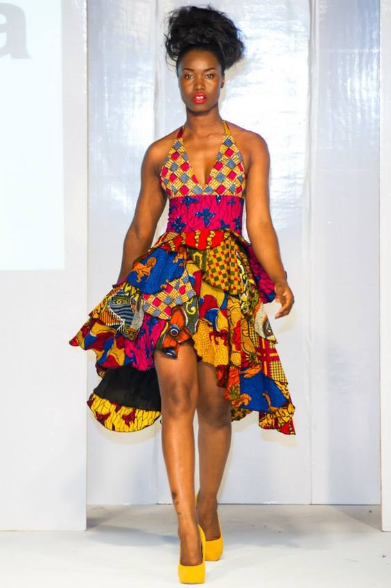 Nigerian Fashion African Fashion Style And Aso On Pinterest
