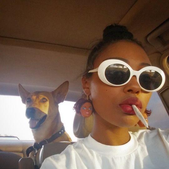 """Oval Women Sunglasses """"California Love"""" Saint Celebrity Women Glasses Men"""
