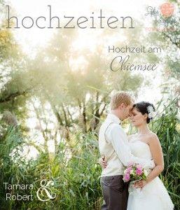 Hochzeit im Badehaus in Felden, direkt am Chiemsee