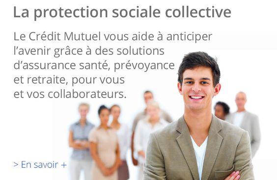 Banque et assurance - Professionnel et entreprise - Crédit Mutuel