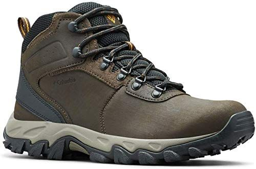 leather boots, Waterproof hiking boots