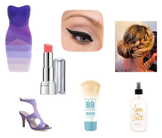 """""""50 shades of Purple"""" by xoxo-ily ❤ liked on Polyvore"""