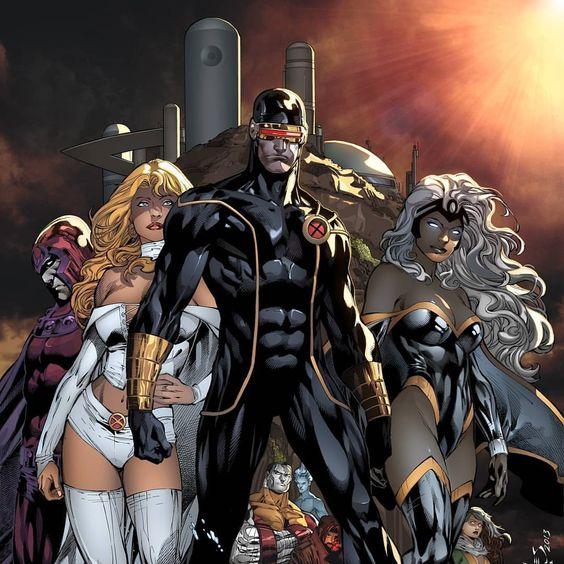 X-Men by Ed Benes