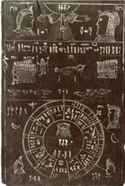 Michigan tablet with a calendar of 13 months Leer más: http://el-libertario.webnode.es/en/nuestros-antiguos-instructores/