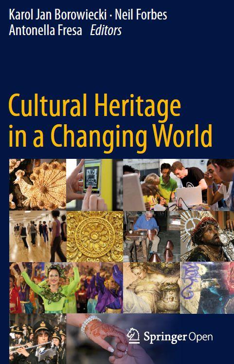 Resultado de imagen de Cultural Heritage in a Changing World