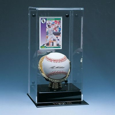 Caseworks International Baseball and Card Display Case UV Protection: