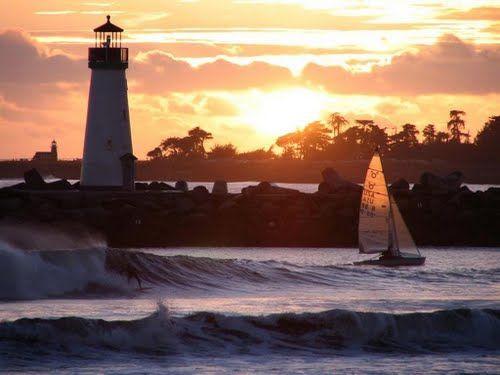Santa Cruz harborbyHendrik Maat