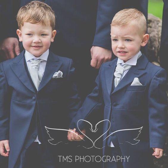 Page boys #weddings