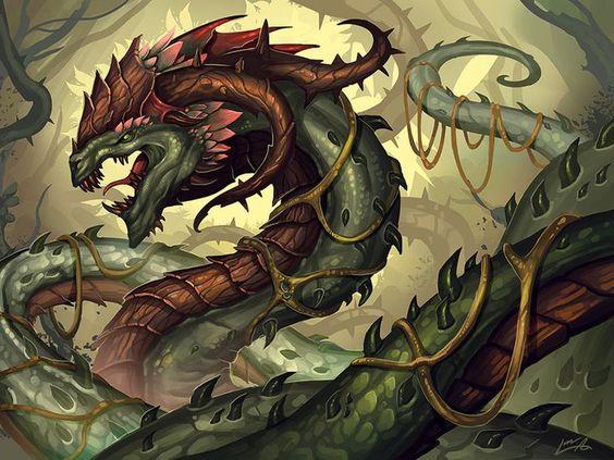 dragon guivre