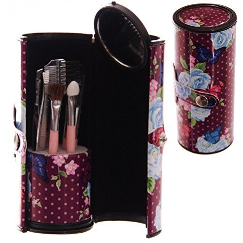 Lila Chintz Schmetterlings-Entwurf Make Up Utensilien Kit... https://www.amazon.de/dp/B00KK23BWW/?m=A37R2BYHN7XPNV