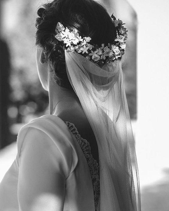 La semicorona de Ana!  #coronaletouquet #novialetouquet #tocadosletouquet