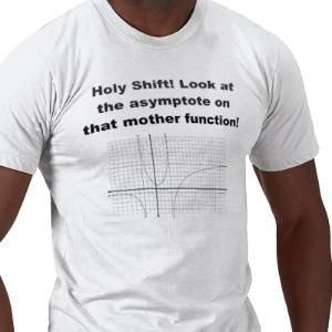 This makes me laugh but then pout a little because I know I'm not enough of a math geek to fully get it.