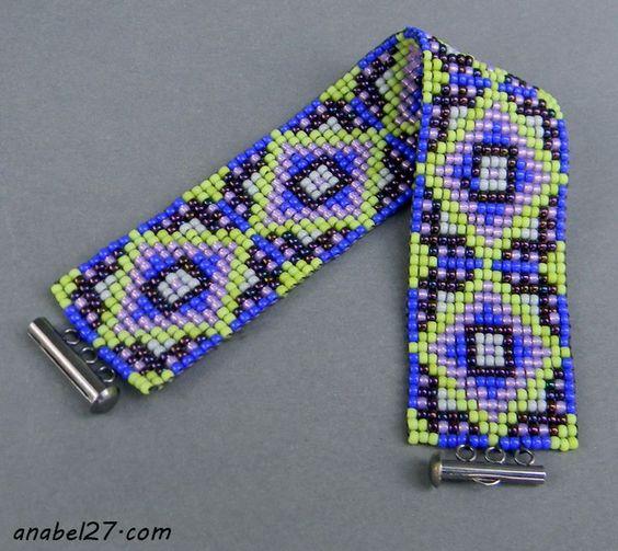 Free bead loom patterns