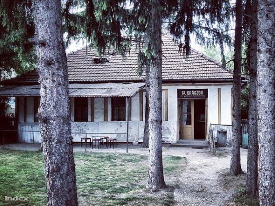 Barna Illés cukrászdája Gödöllőn