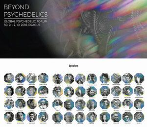 """Worldcongress """"Beyond Psychedelics 2016"""" in Prague @ The Old Waste Water…"""