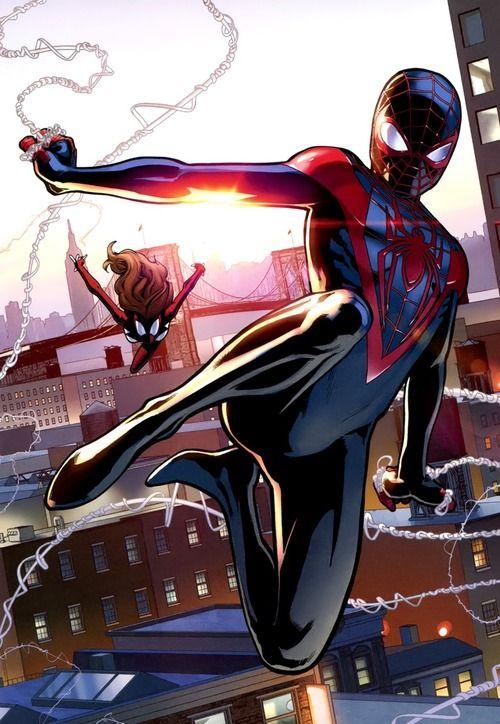 Marvel Art of David Marquez