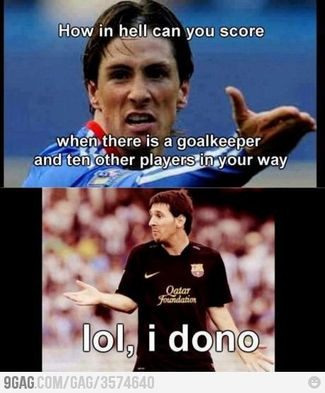 Messi, el Patron