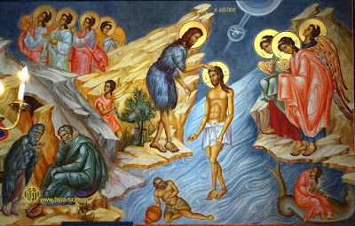 Loveteaching: Γιατί ο Χριστός επέλεξε τον Ιορδάνη ποταμό για να ...