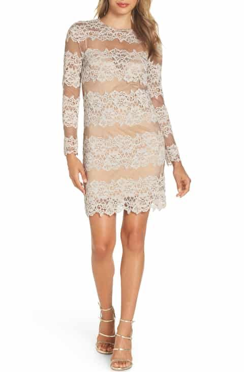 Save On Bronx And Banco Violetta Lace Sheath Dress Lace Sheath Dress Clothes For Women Sheath Dress