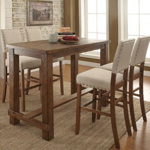 Pub Table Sets An Exclusive Choice For Smaller Kitchens In 2020 Pub Table Sets Bar Height Dining Table Bar Table Sets