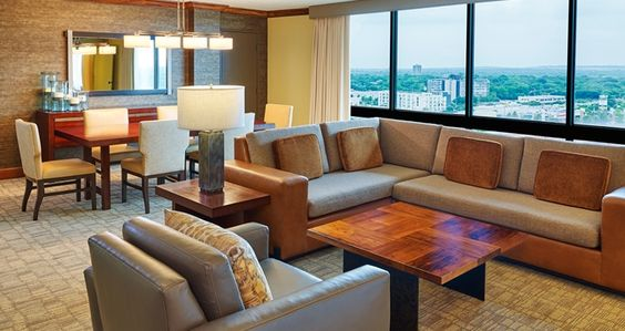 Hilton Hotel | Trestle Pendant