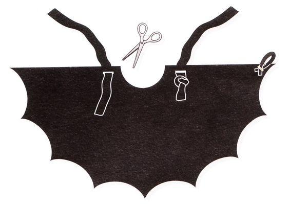 costume di carnevale da pipistrello - Cerca con Google: