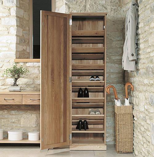 solid oak shoe storage cupboard baumhaus mobel solid oak extra large shoe