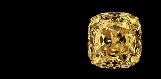 Tiffany Canary Diamond