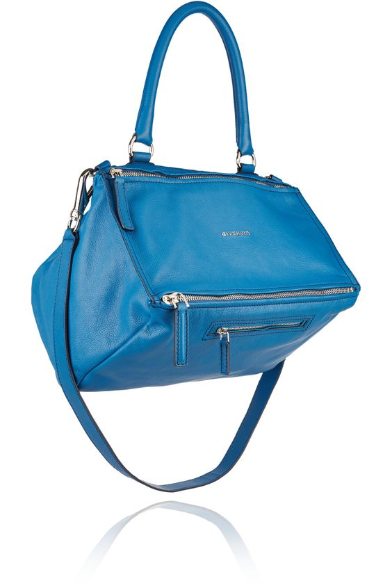 Givenchy Pandora Medium Satchel in Cobalt