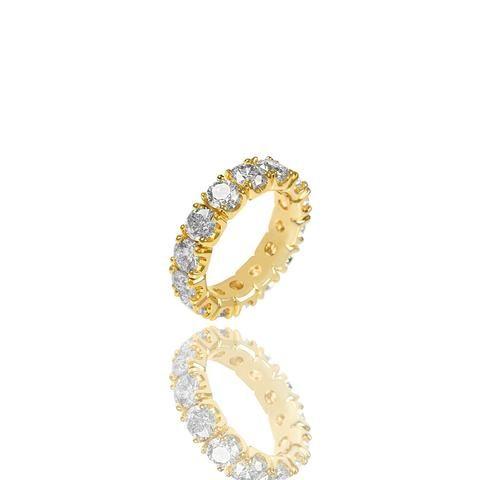 Yves Eternity Ring Ifandco