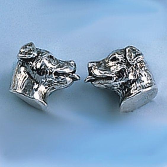 Ohrstecker Staffordshire-Terrier - Paar